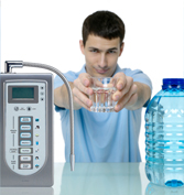 Deciding between alkaline water and bottle water? Alkaline water is the best water you can ask for